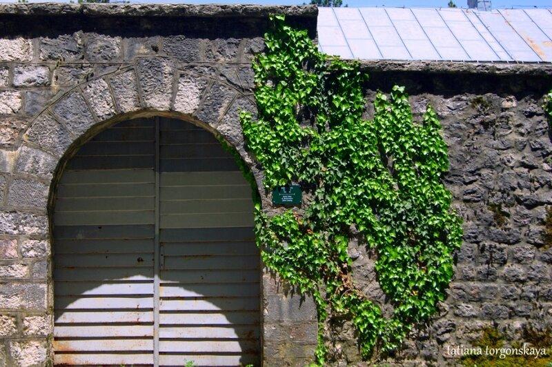 Двери дворца Бильярда