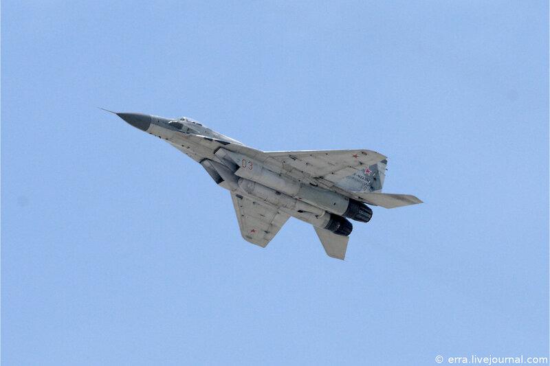 МиГ-29 RF-92235