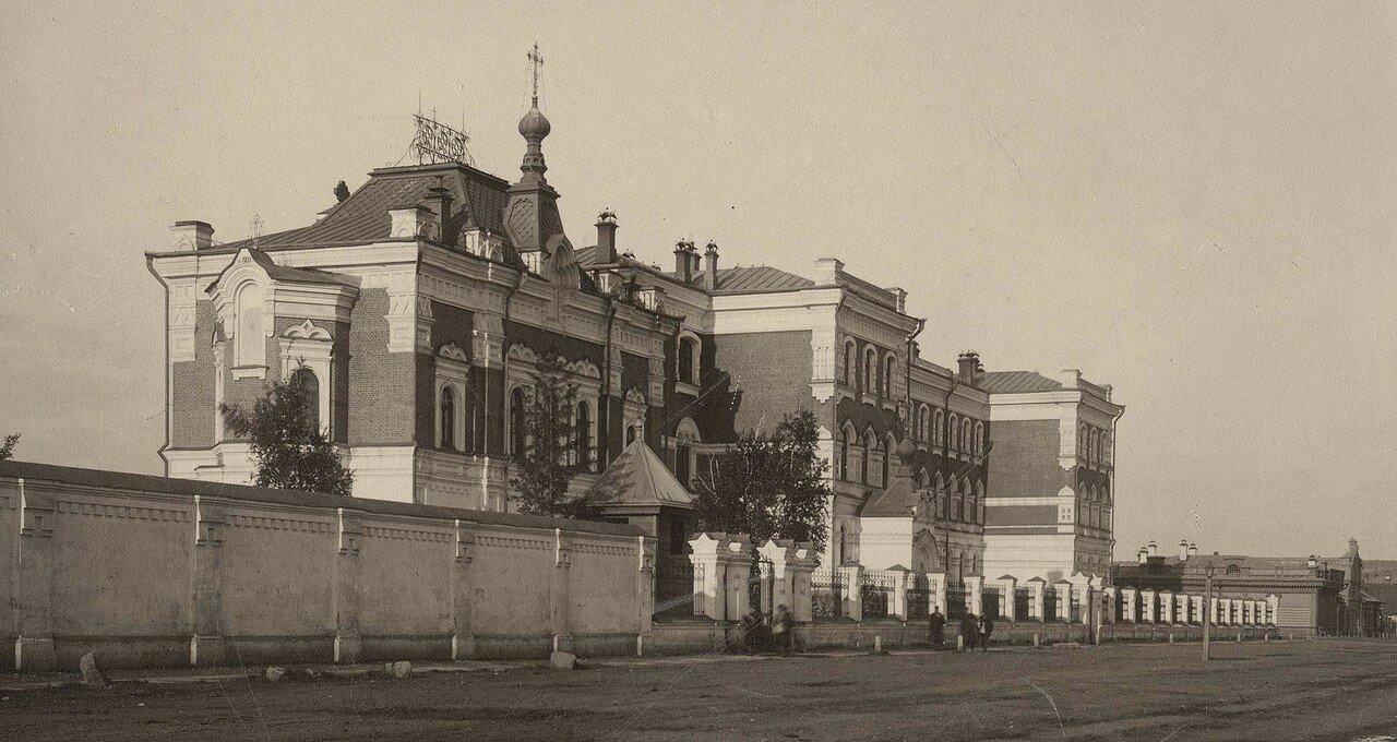 Здание духовной семинарии. 1905