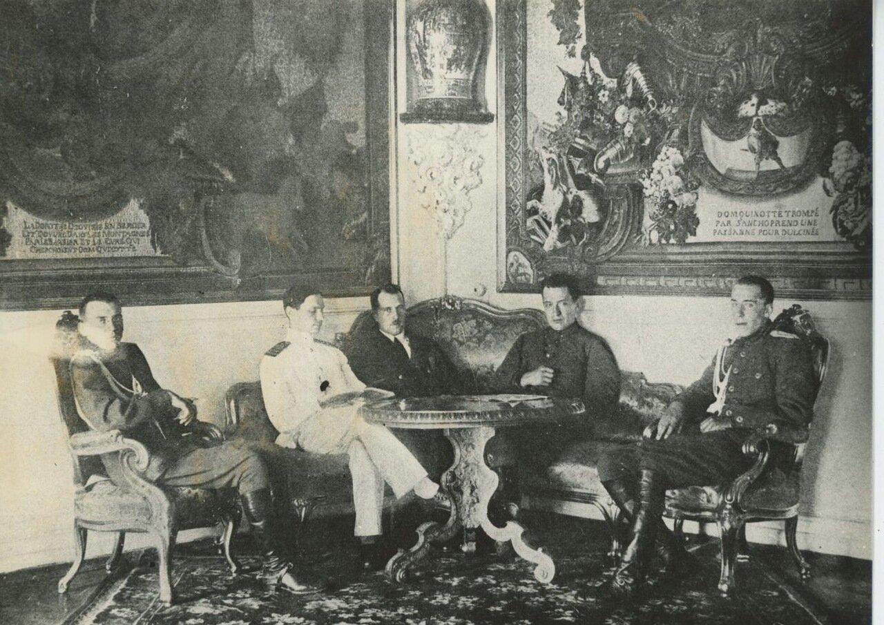 1917. Александр Керенский