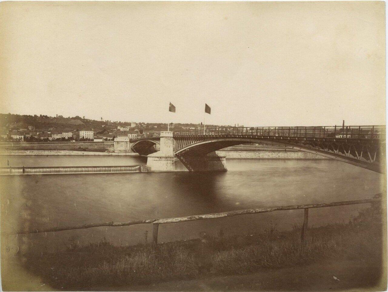 Льеж. Торговый мост