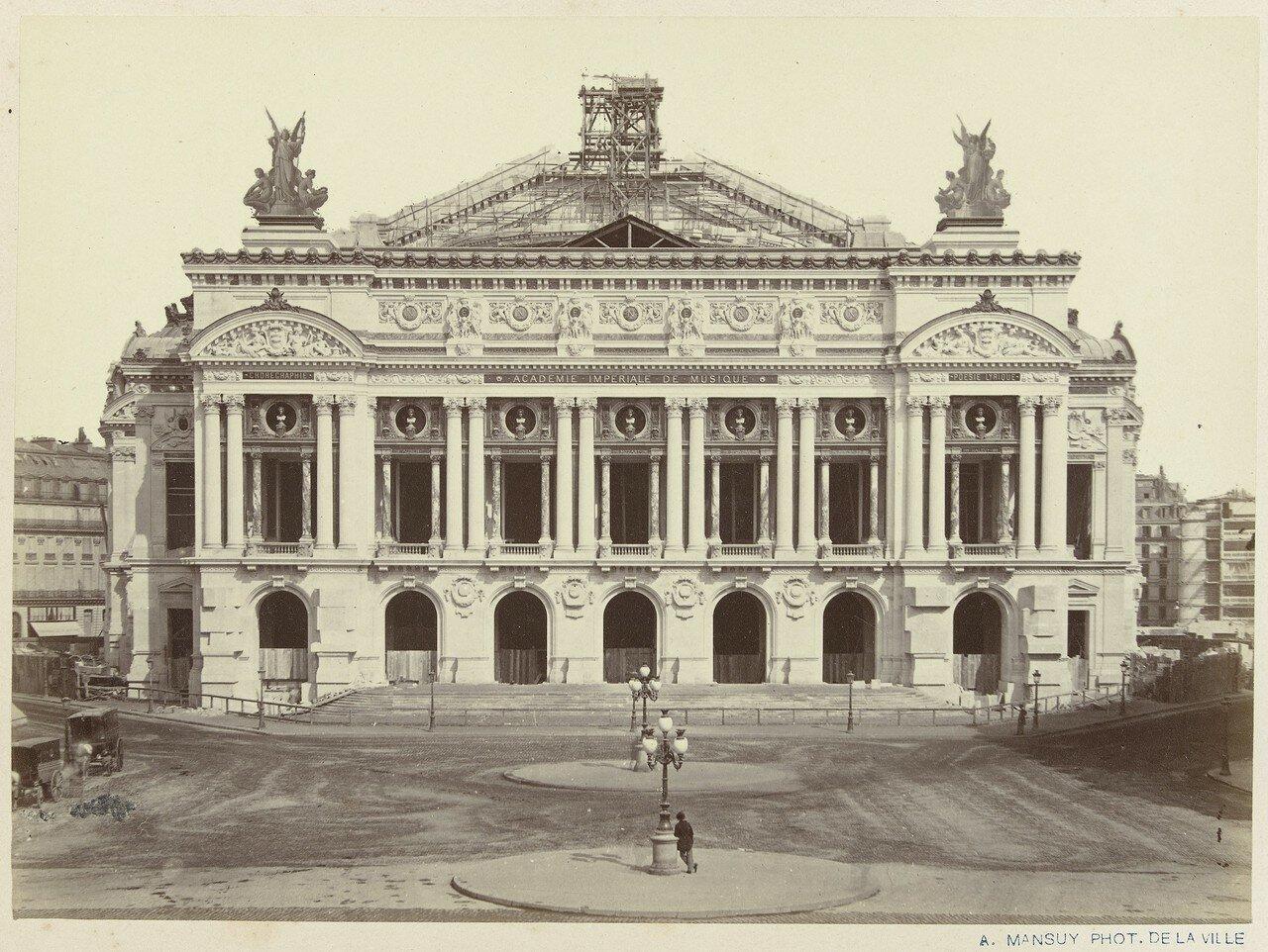 1860-е. Новая Опера