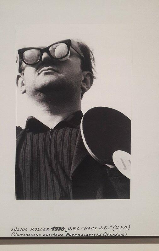 Выставка Юлиуса Коллера