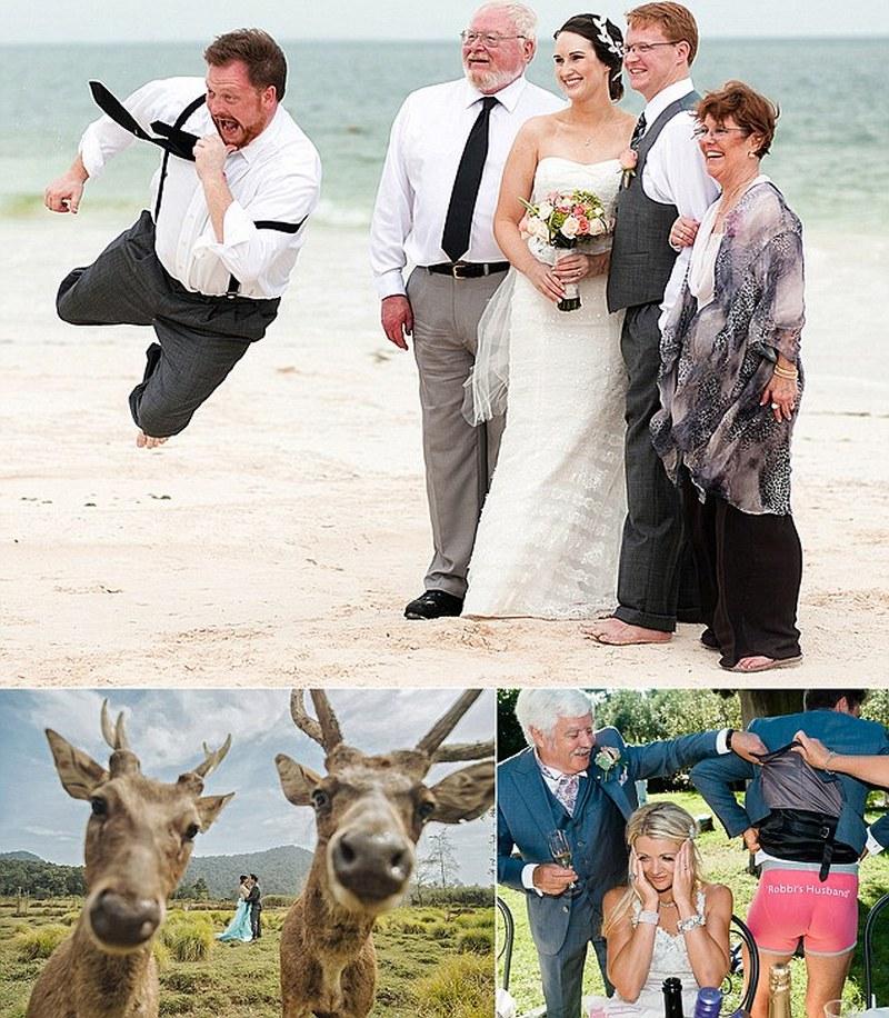 Фотографии со свадеб, которые не войдут в праздничный альбом