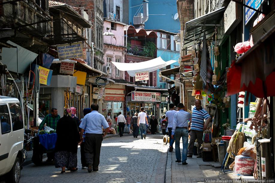 Улицы Стамбула