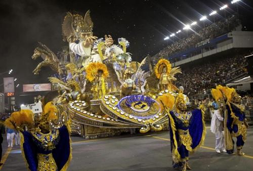 Сан-Паулу, карнавал
