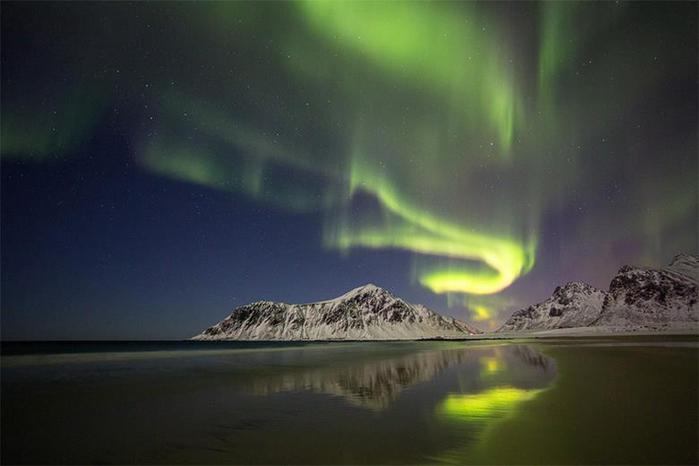 Красивые фотографии полярного сияния 0 10d63c a65a0874 orig