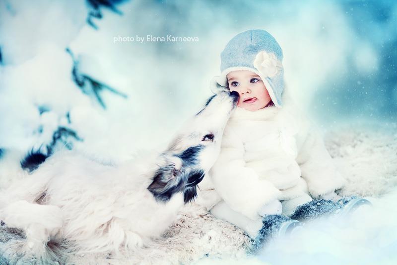 Зимняя сказка от детского фотографа 0 136300 729380cb orig