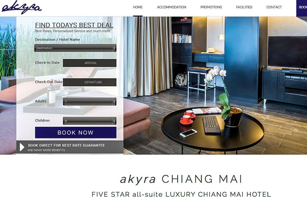 Отель Чиангмай