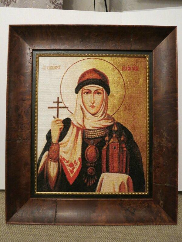 Икона Святой Равноапостольной