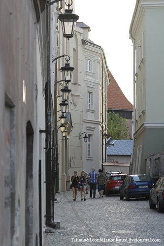 Достопримечательности Люблина. Польша