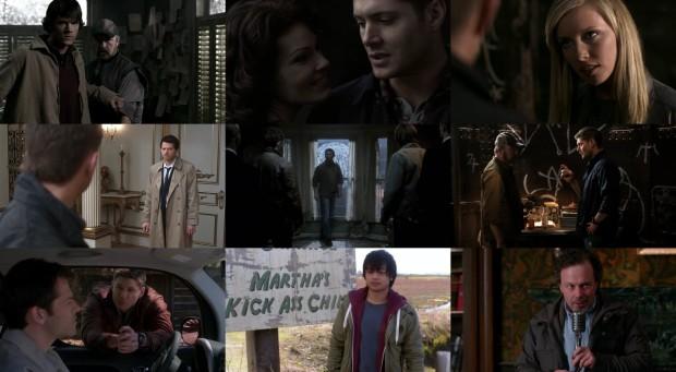 10 и 11 сезоны сериала «Сверхъестественное»