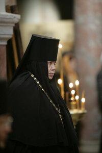 1. Настоятельница монастыря игумения Афанасия