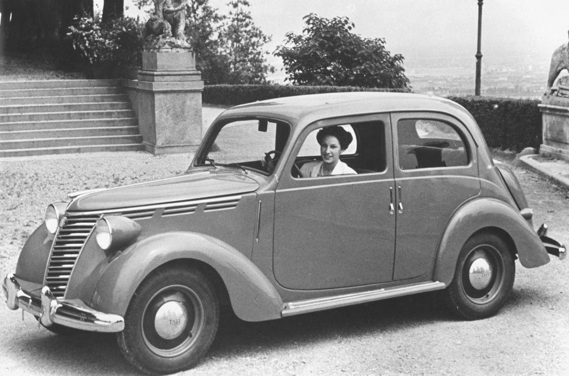 Rolls-Royce Silver Dawn (1949)