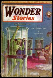 Wonder Stories (December, 1930)