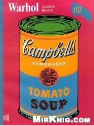 Книга Warhol (Art dossier Giunti)