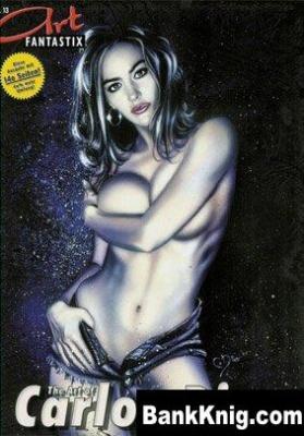 Книга The Art of Carlos Diez jpg 40,5Мб