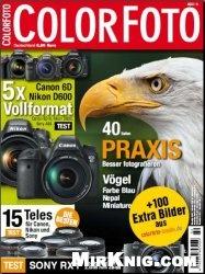 Журнал Color Foto №2 2013