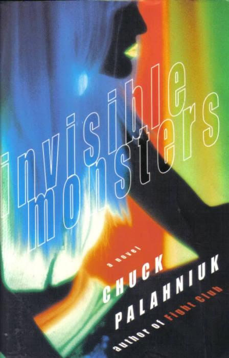 Книга Invisible Monsters
