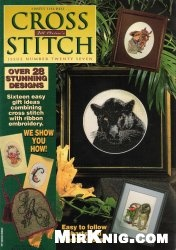 Книга Simply the Best Jill Oxton's Cross Stitch - Issue No. 27