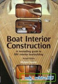 Книга Boat Interior Construction.