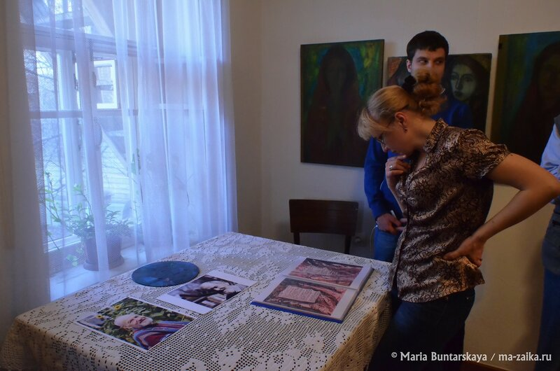 Свет есть, Саратов, дом Павла Кузнецова, 15 апреля 2015 года