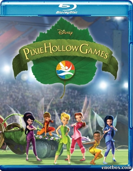 Турнир Долины Фей / Pixie Hollow Games (2011/BDRip/HDRip)