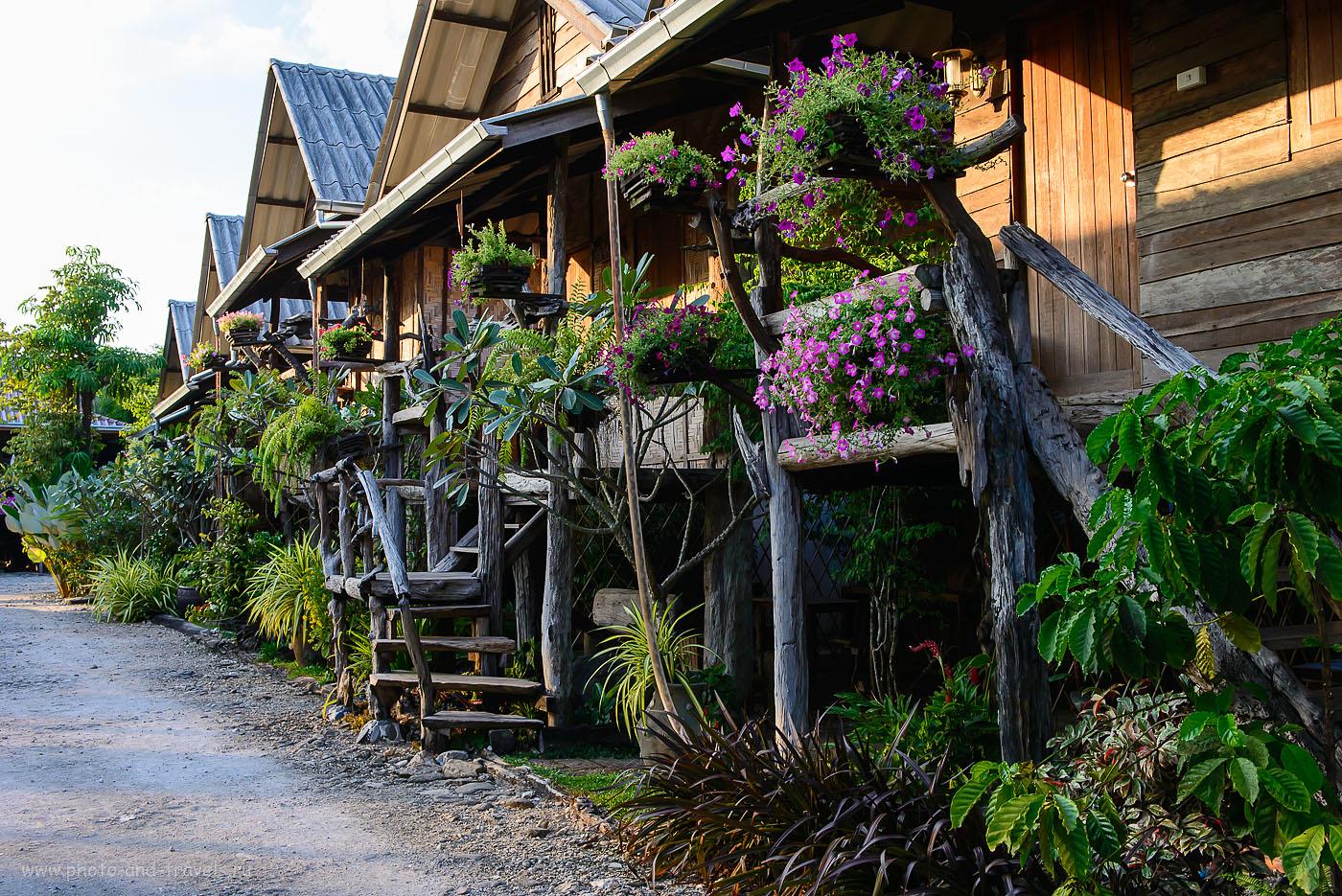 Фото 13. Где поселиться в Ранонге? В гостинице Monpai Resort в городе Ранонг. Отчет об отдыхе в Таиланде самостоятельно (1000, 34, 9.0, 1/100)