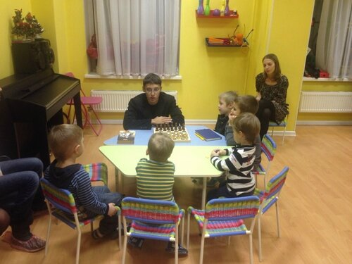 Шахматы игра серьёзная!))