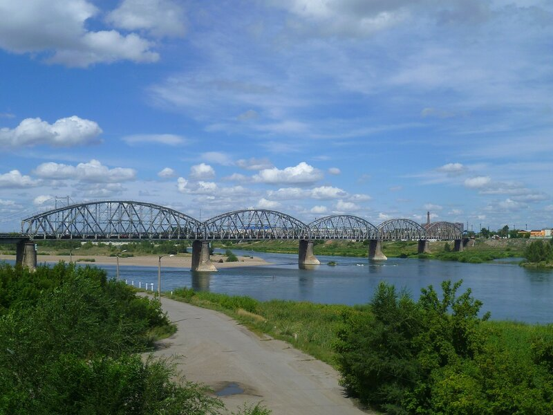 Семипалатинск - река Иртыш (Semipalatinsk - Irtysh River)