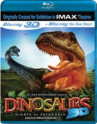 Динозавры: Гиганты Патагонии / Dinosaurs: Giants of Patagonia (2007) BDRip 720p