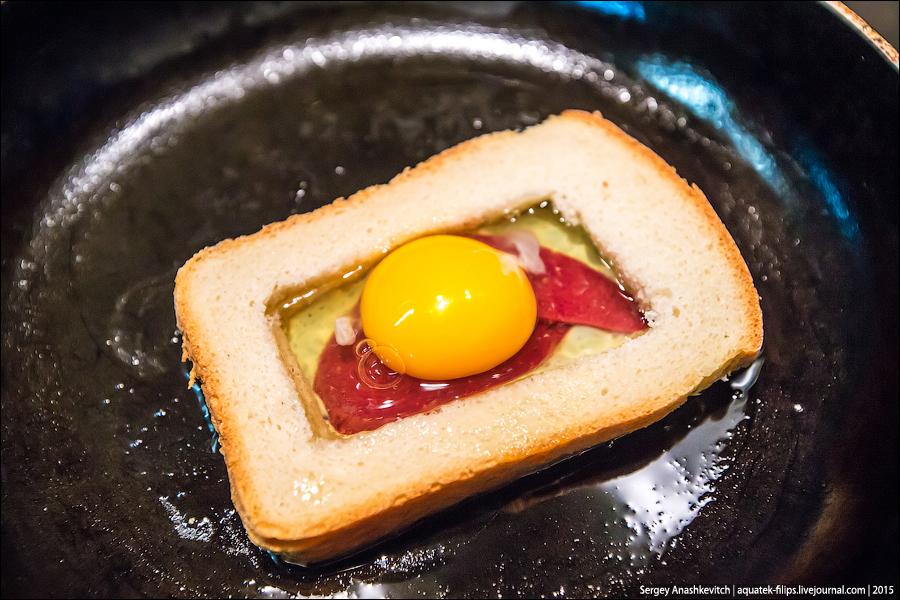 Яйцеброд