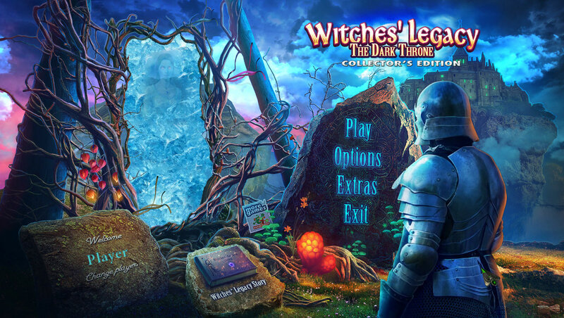 Witches' Legacy: The Dark Throne CE