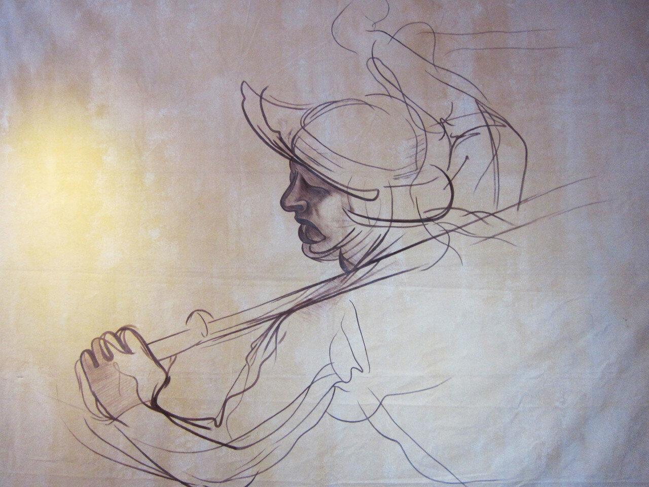 150_Битва при Ангиари, эскиз 4.jpg