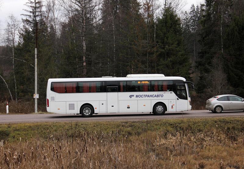 Автобус НВР-Сычёво