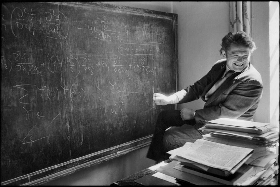 1972. Ленинград. Кафедра чистой математики
