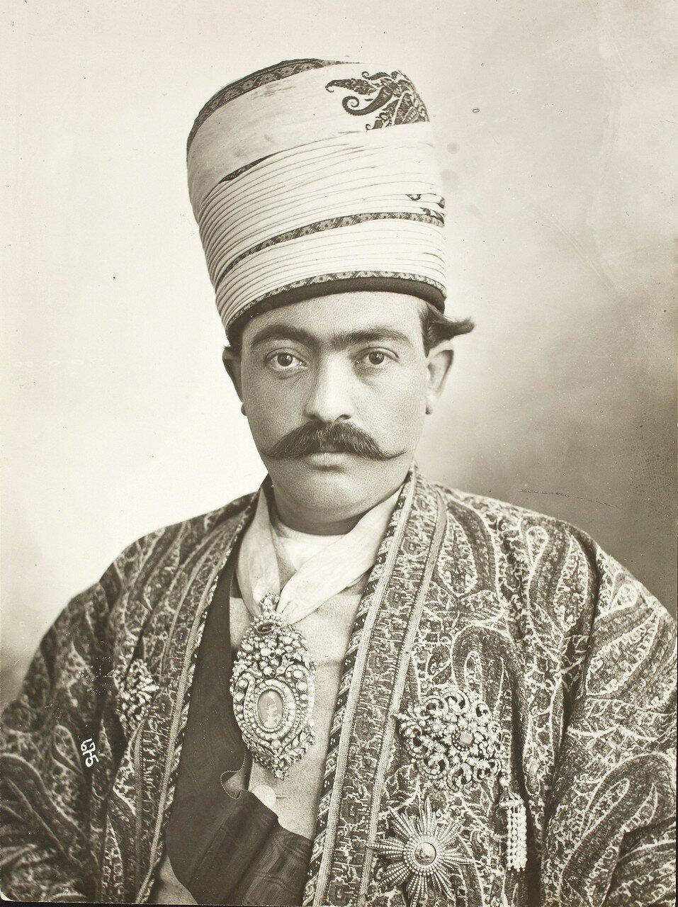 Портрет Али Хан Захир ад-даула