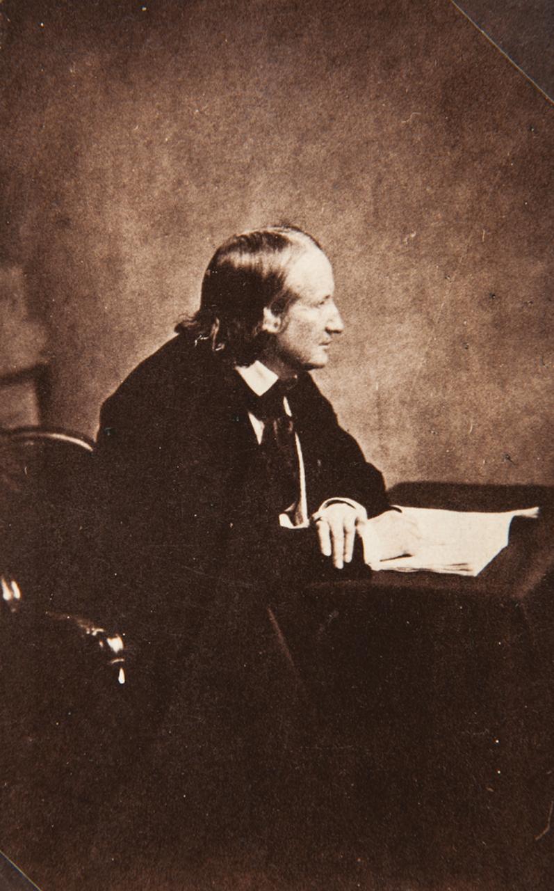 1860. Альфред де Виньи (писатель)
