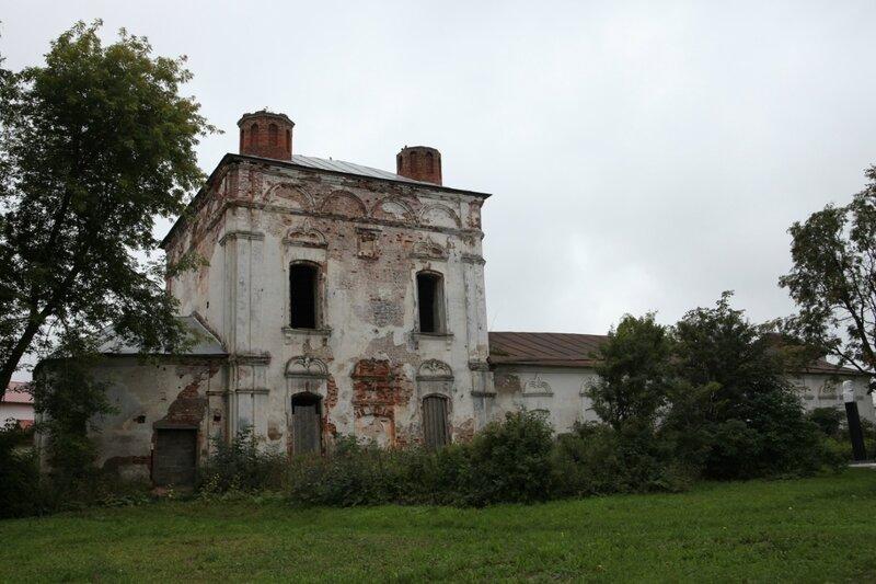 Устюжна - Церковь Сошествия Святого Духа