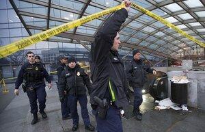 В Вашингтоне задымилось метро – более 80 человек пострадали