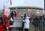 """Митинг 30.11.14 """"За достойное здравоохранение"""""""