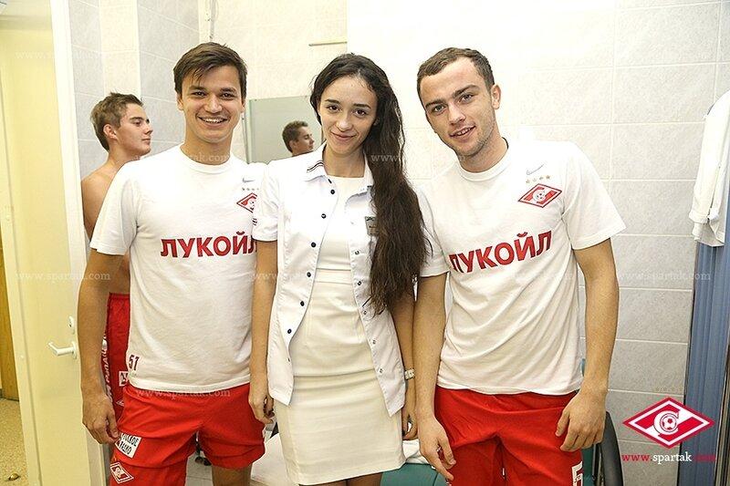 Вячеслав Кротов, Виктория Гамеева и Артем Самсонов