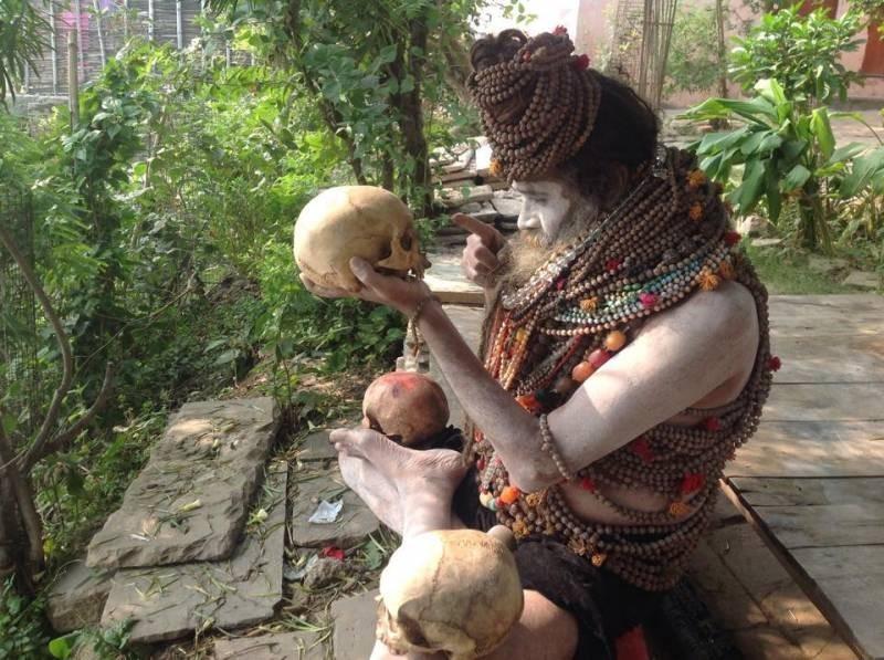 Шокирующие ритуалы Индии
