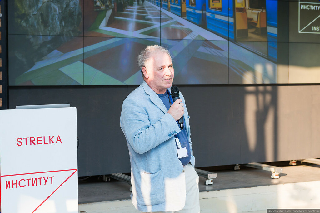 Александр Вигдоров, главный архитектор мастерской № 15 «Мосинжпроекта»