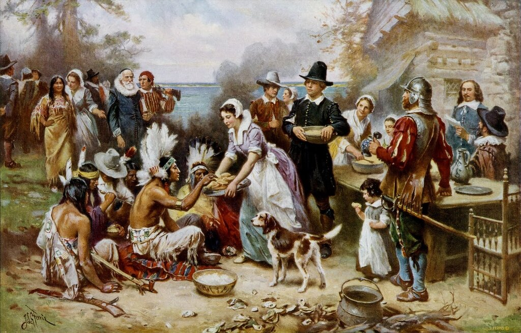 Thanksgiving Day.
