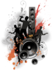 Music clipart PNG