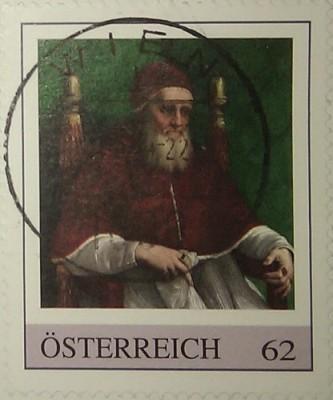 австрия папа юлий II