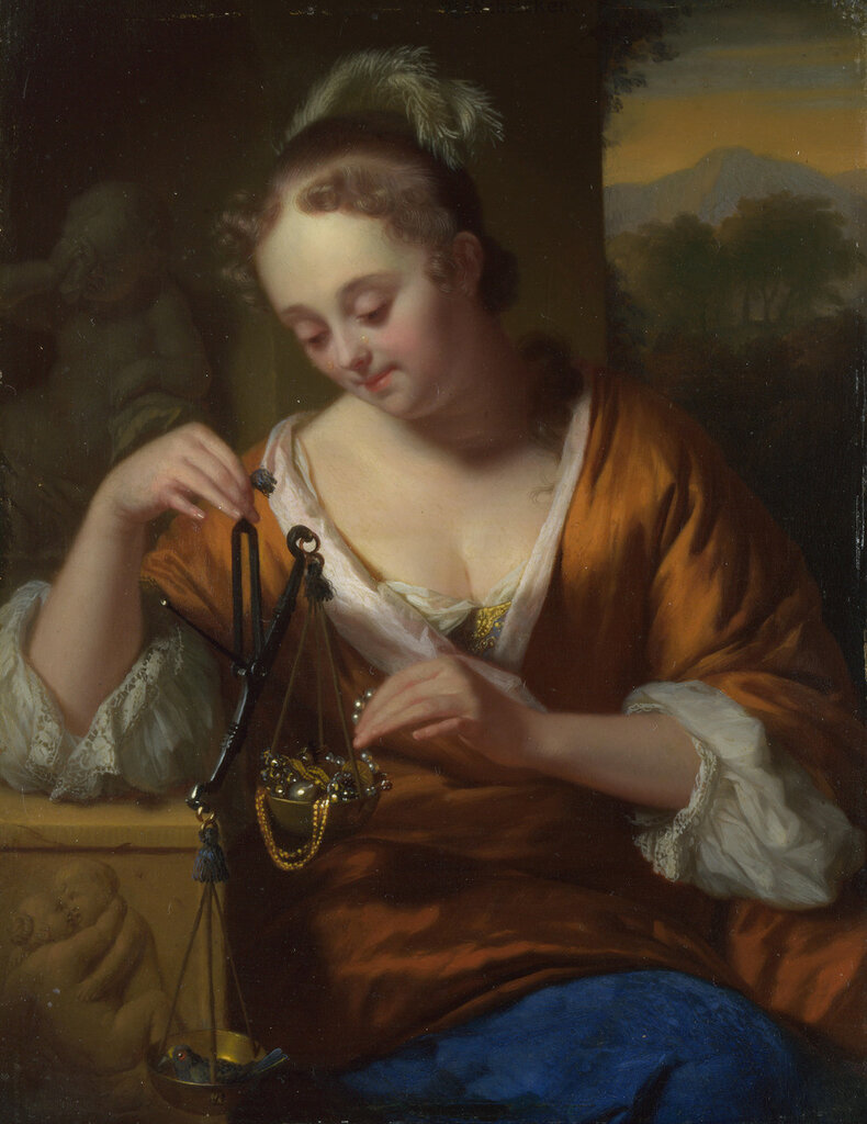 Allegory of Virtue and Riches