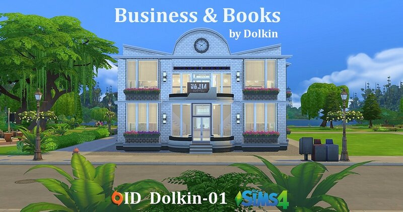 Business & Books by Dolkin