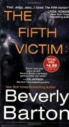 Книга The Fifth Victim (Zebra Romantic Suspense)